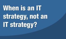 Strategy IT